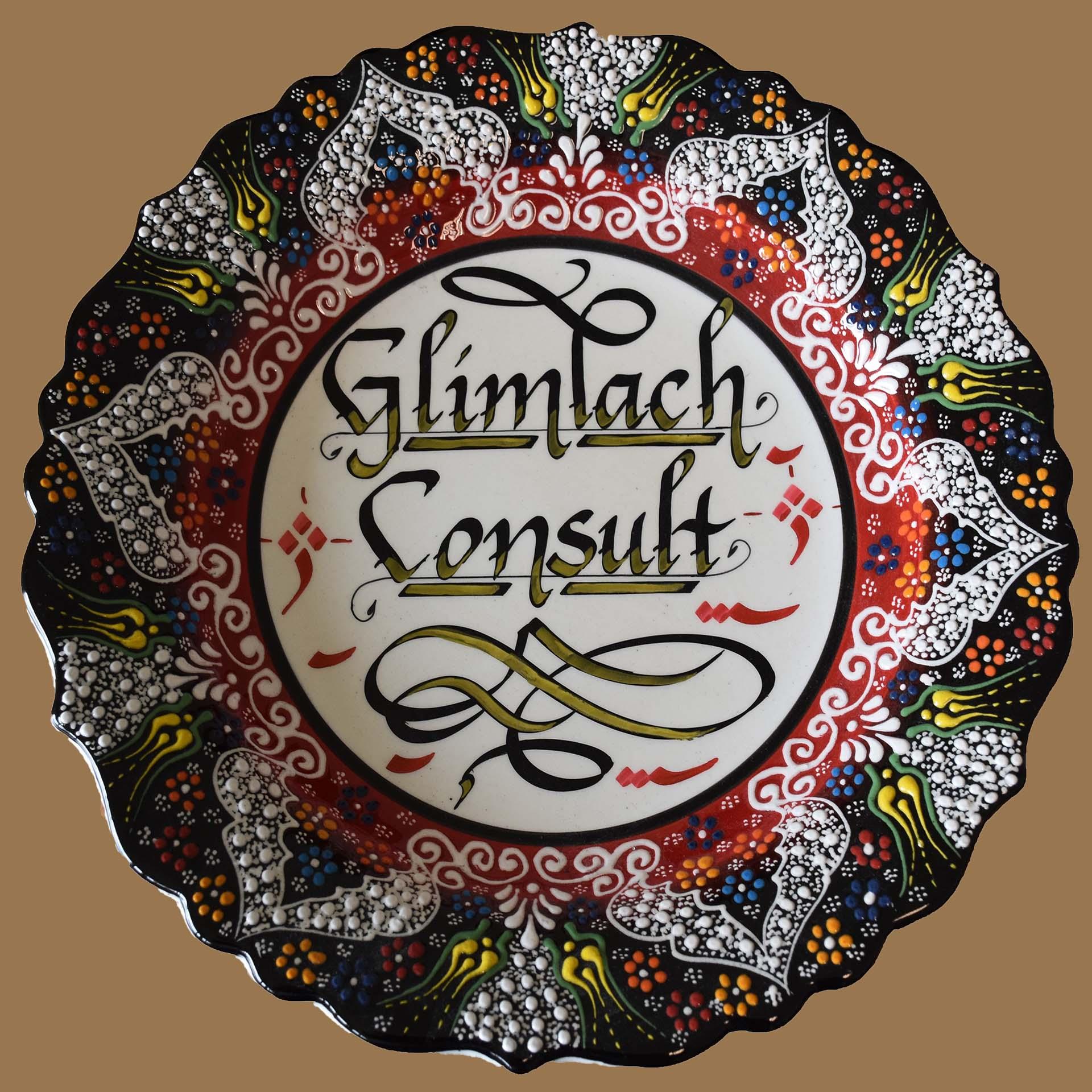Cultuursensitieve begeleiding en –dagbesteding - Logo Glimlach Consult
